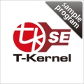 T-Kernel Standard Extension サンプルドライバ ソースコード