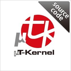 μT-Kernel ソースコード Ver.1.01.00(μT-License)