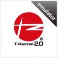 T-Kernel 2.01.02 emulator for tef_em1d