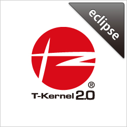 T-Kernel 2.01.03 Eclipse 3.7.2