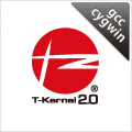 T-Kernel 2.01.03 gcc 4.3.0 for Cygwin