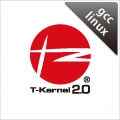 T-Kernel 2.01.03 gcc 4.3.0 for Linux