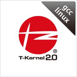 T-Kernel 2.01.03 gcc 4.3.0 for Linux
