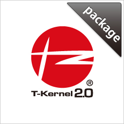 T-Kernel 2.01.01 Software Package