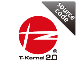 T-Kernel 2.01.00 Source Code