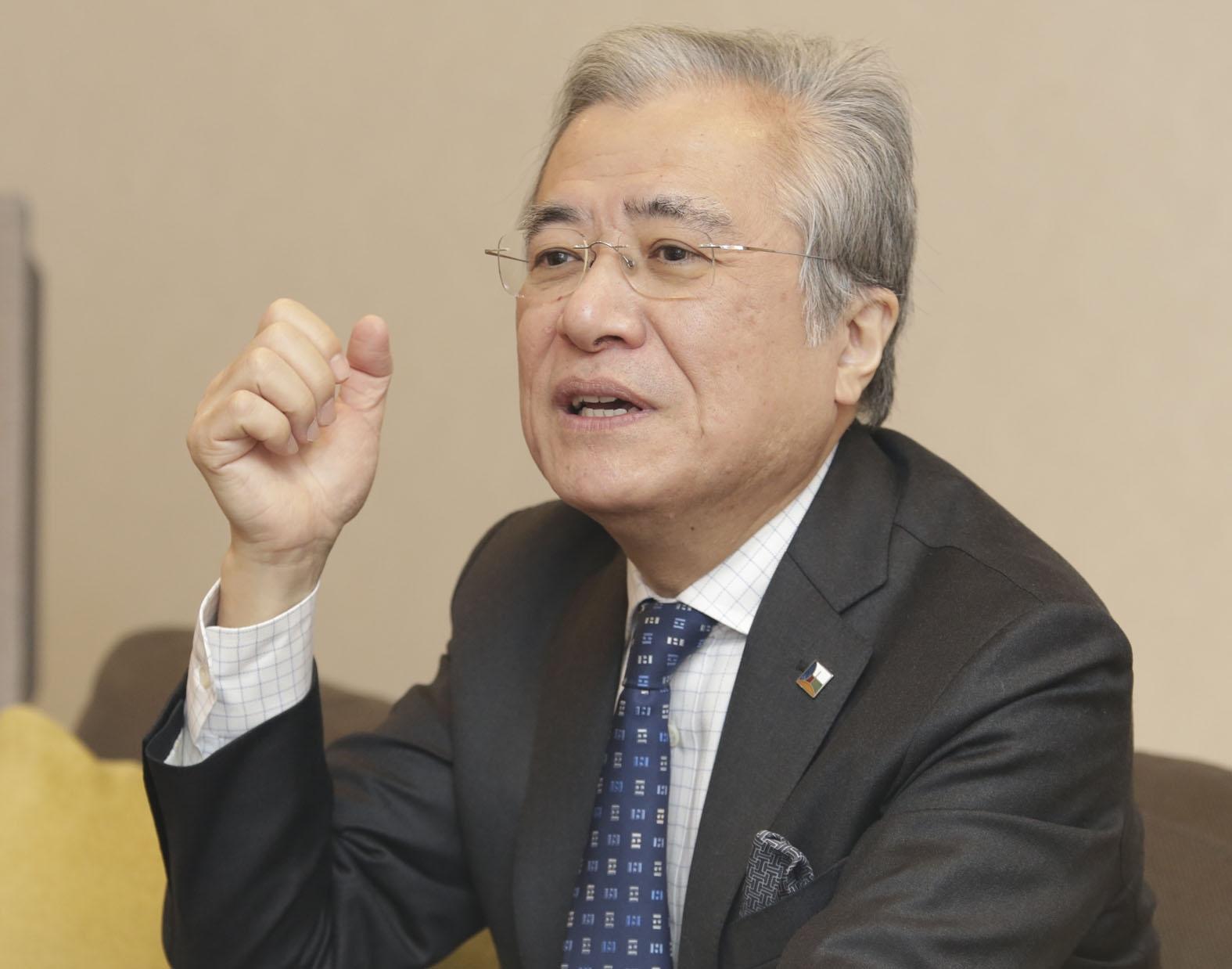 坂村会長へのインタビューが日刊工業新聞「ニュースイッチ」に掲載されました