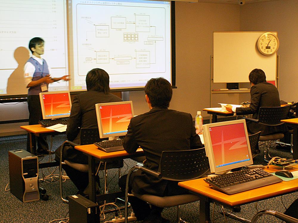 5月19日(木)~20日(金)【座学】T-Kernel/ITRON入門