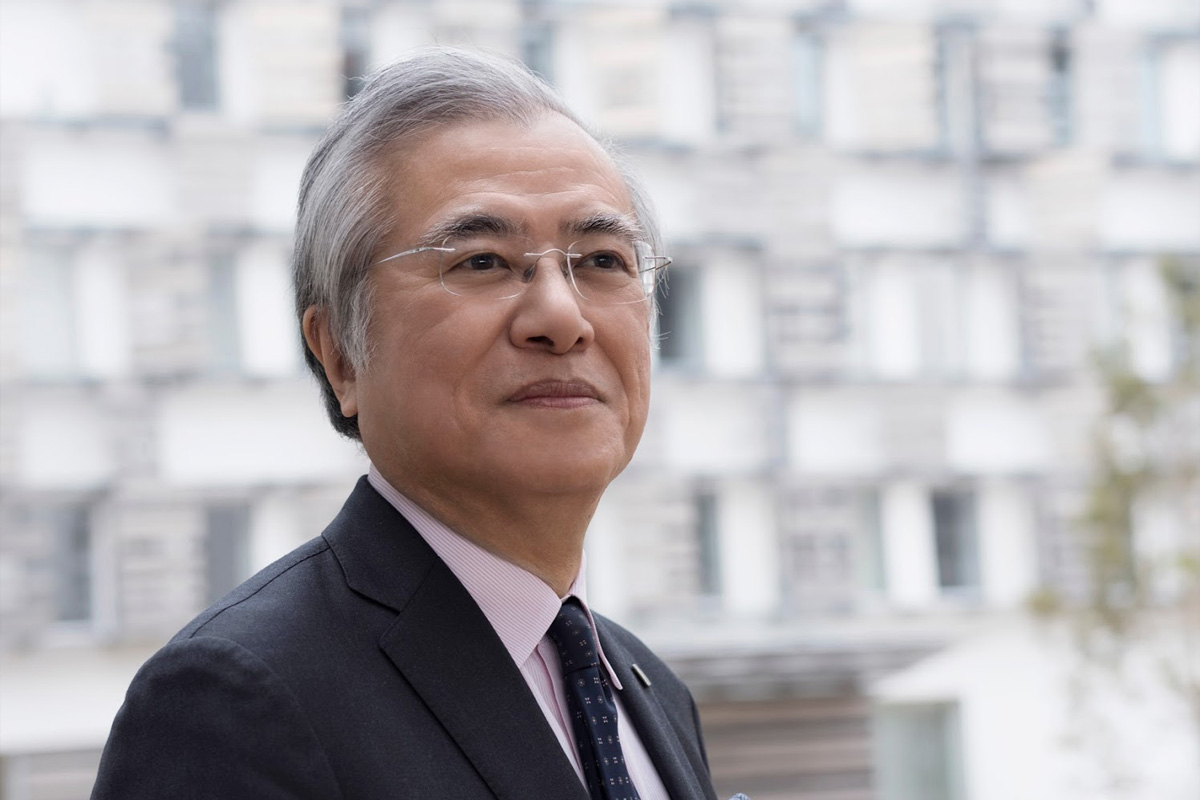 「ウィズコロナ時代のIoT」ET & IoT Digital 2020で坂村会長がオンライン基調講演を実施
